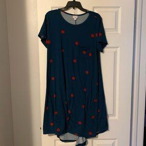 Large Lularoe dress!